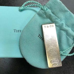 Tiffany & Co. Accessories - Tiffany & Co Money Clip